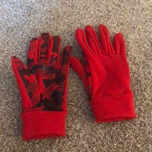 burton women's small glove liners never worn